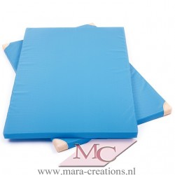 TURN-MAT 100x200x8 cm, Soft Play (SCHUIMKLASSE RG 35)