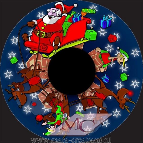 """Effectwiel """"OPTI"""" Beeldwiel/Beeldschijf: CHRISTMAS"""