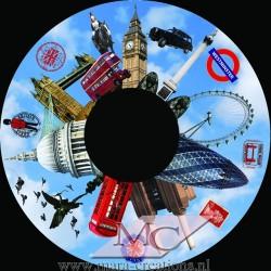 """Effectwiel """"CREA-OPTI"""" Beeldwiel/Beeldschijf: DE STAD LONDEN"""
