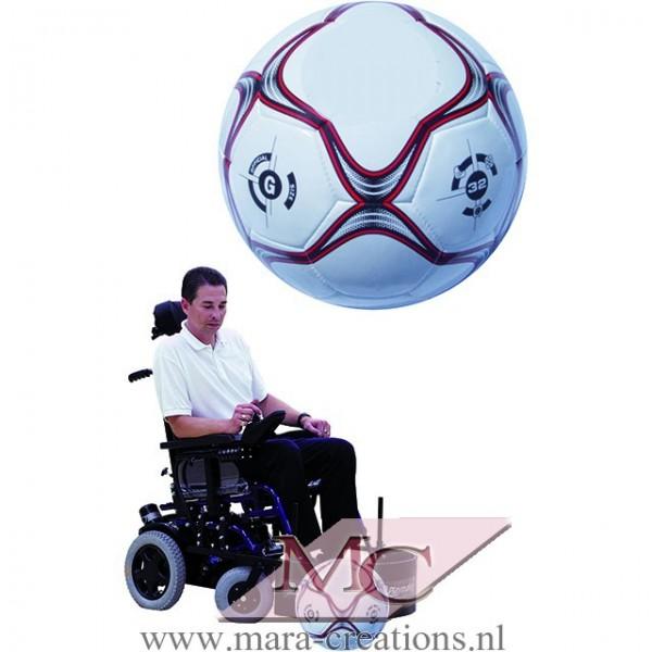 Rolstoel-Voetbal