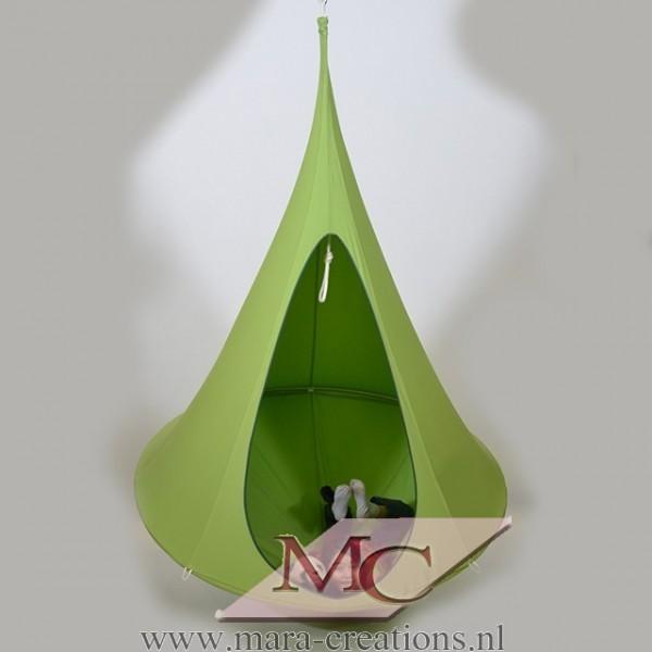"Snoezel-Tent ""GORTEL"" kleur: Groen, Ø 1.50 mtr."