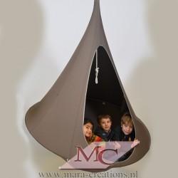 "Snoezel-Tent ""GORTEL"" kleur: Taupe, Ø 1.50 mtr."