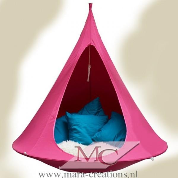 "Snoezel-Tent ""GORTEL"" kleur: Fuchsia, Ø 1.50 mtr."
