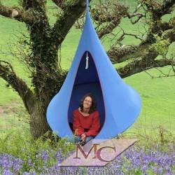 "Snoezel-Tent ""GORTEL"" kleur: Blauw, Ø 1.50 mtr."