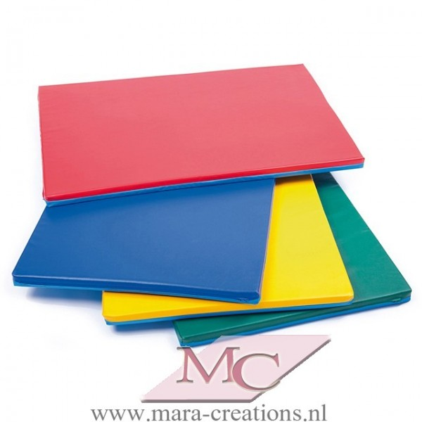 Soft Play GYM-MAT 100x200x8 cm (SCHUIMKLASSE VB 100)