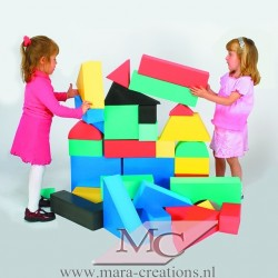 Soft Play FOAM BLOKKEN